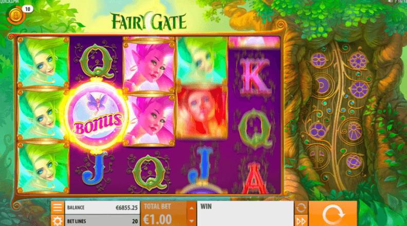 Storspelare uttag Fairy Gate 22196
