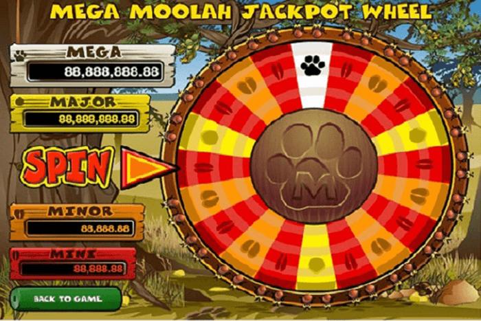 Mega moolah 21702