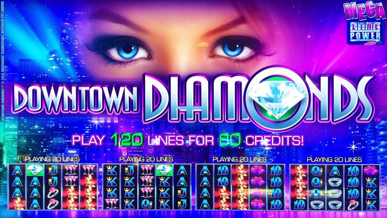 Video Downtown Slot 39272
