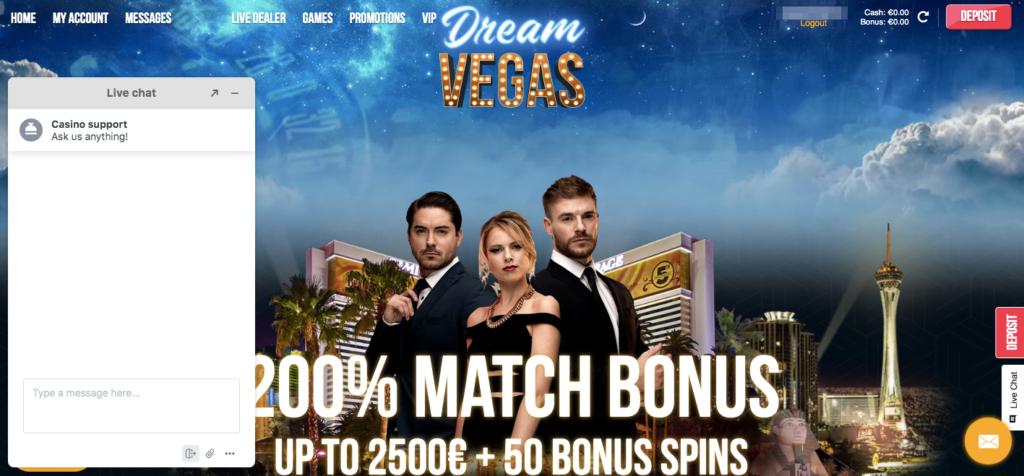Casino Heroes festival Dream 36341