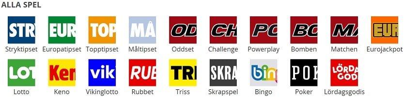 Svenska spel oddset Luckycasino 12960