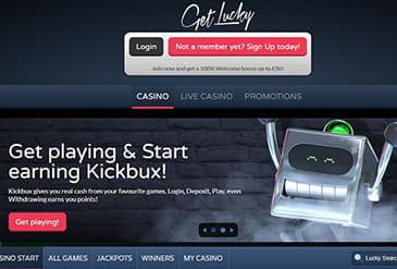 Swish på casinon GetLucky 34278