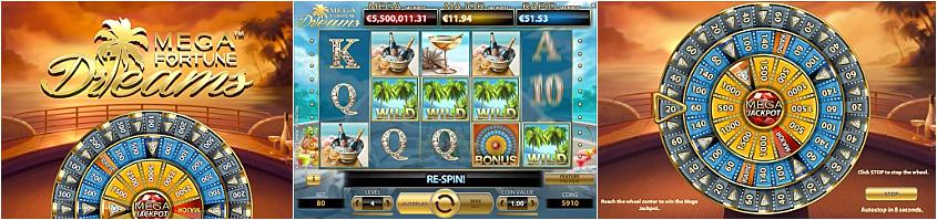 Mega fortune dreams tips 31653