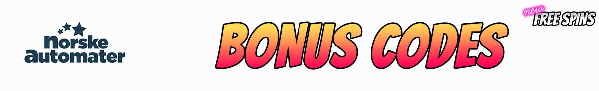 Norskeautomater bonus code vad 59754