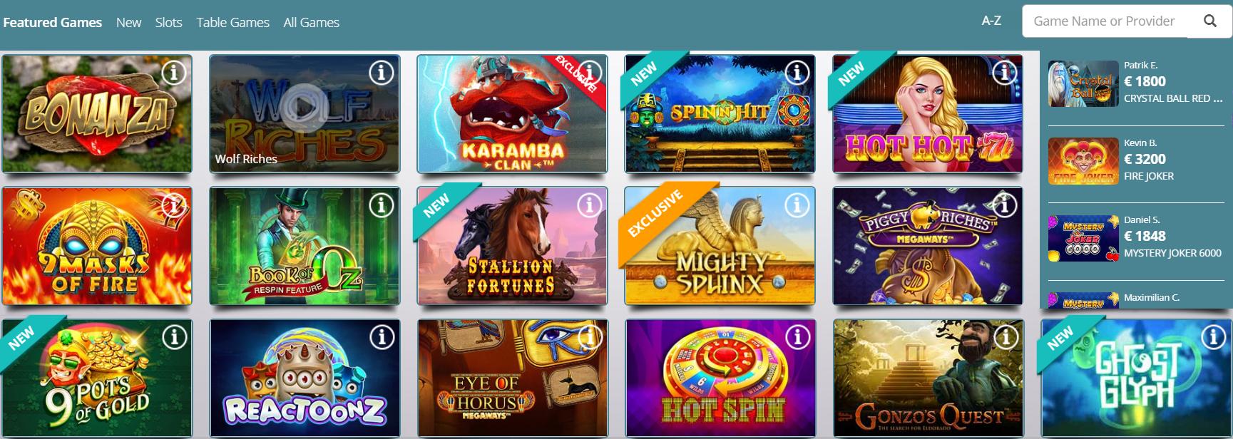 Casino vid löning Karamba 31611