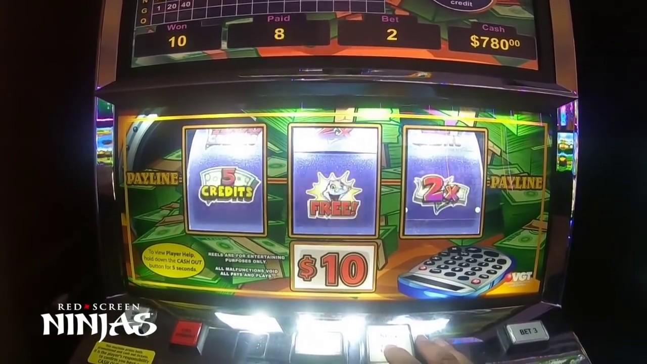 Red gaming slots 39433