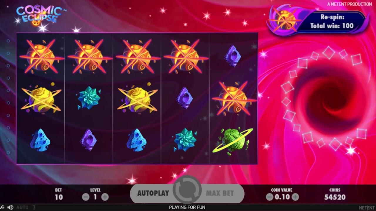 Free spins ny Cosmic 28582