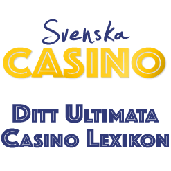 Största ordlista casino Lyckohjul 48297