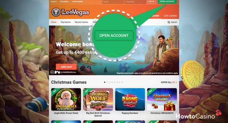 One click casino 28212