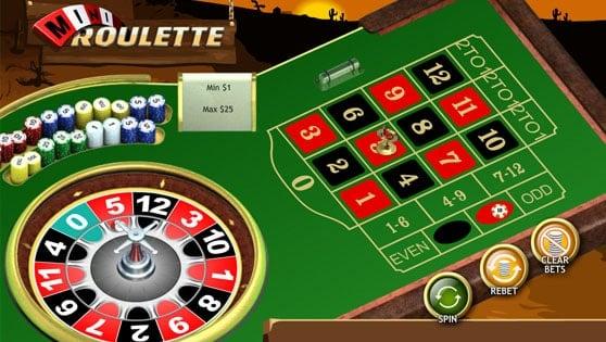 Roulette hjul månadens 34504
