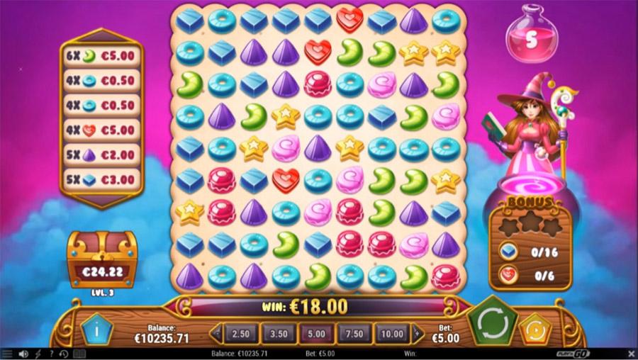 Bäst utdelning Sweet 53743