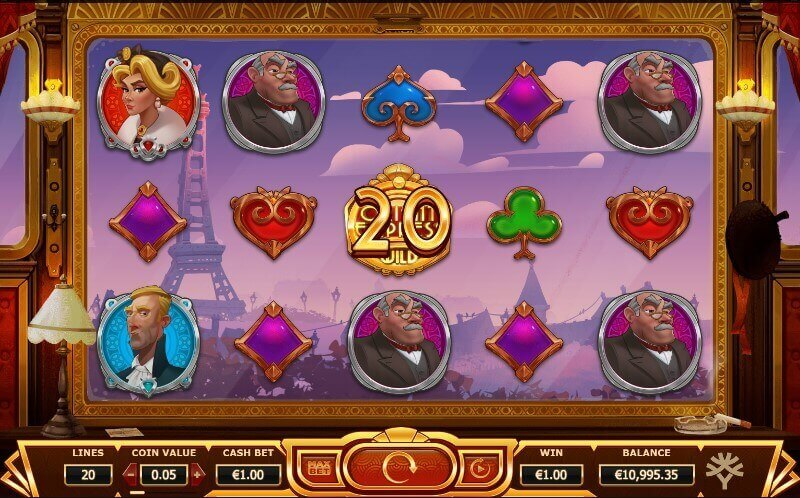 Casino med ett stort 27087