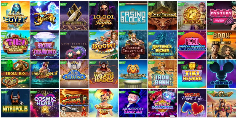 Casino spel 45079
