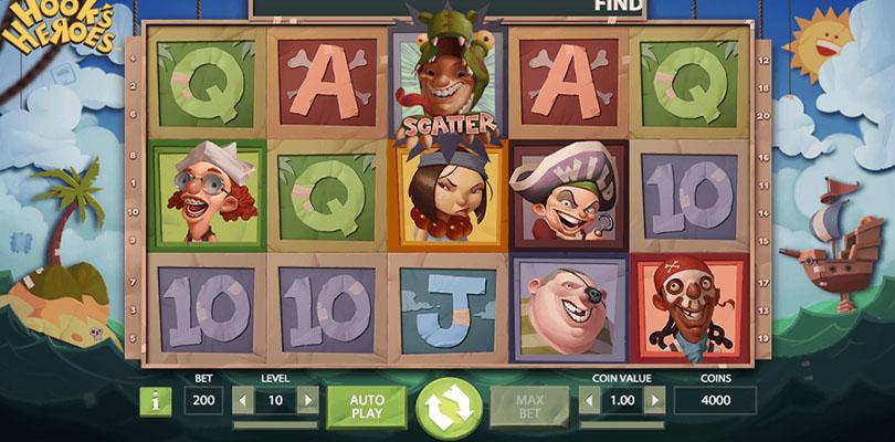 Casino storspelaren Hook s 59316
