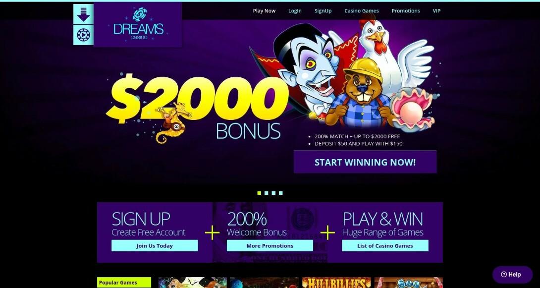 One click casino Voodoo 29059