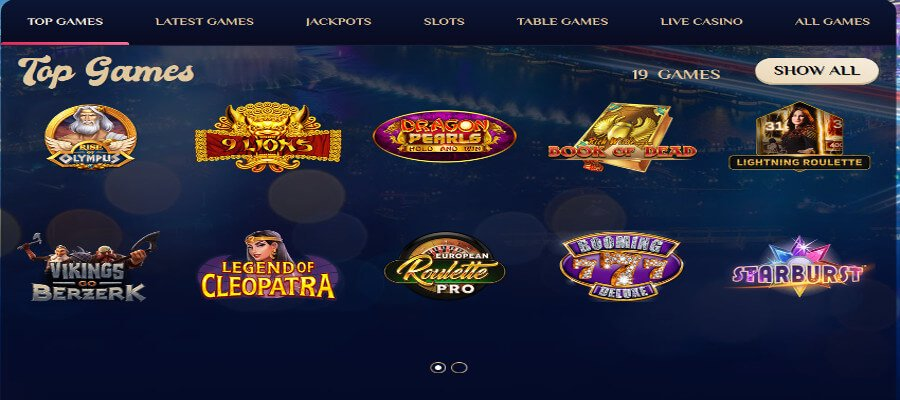 Rizk Free spins 58686