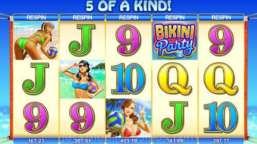 Casino bikini 11779