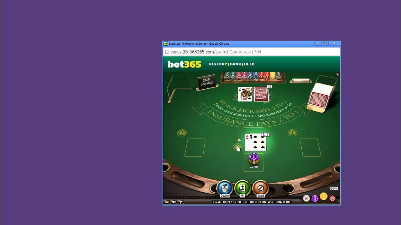 Blackjack tips strategier bet365 28138