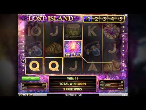 Cash Drop Lost Island 33241