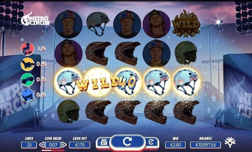 Casino med låga 47560
