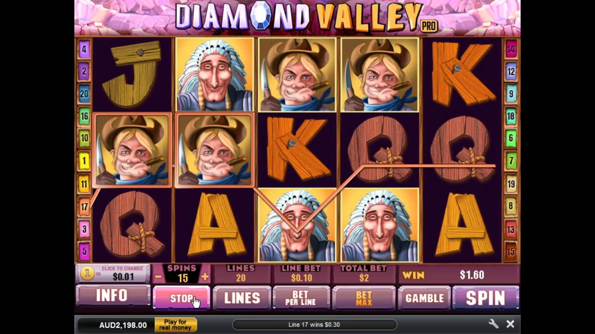 Casino spel gratis Diamond 32907