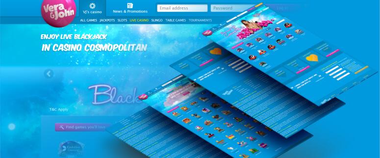 No account casino Vera 45608