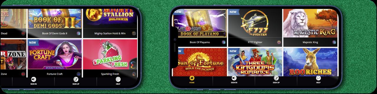 Best casinos mobile slot 22416