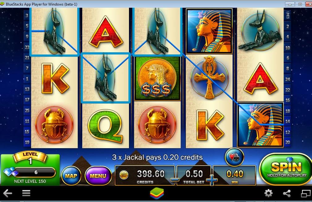 Free slots 11715