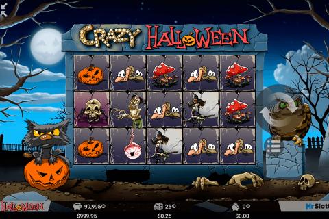 Happy Halloween slot med 24685