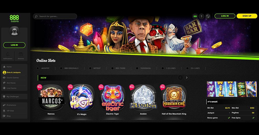 Klar casino recension 888 43899
