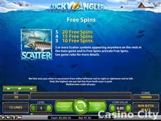 Lucky Angler slot 15769