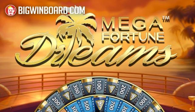 Mega fortune dreams tips 46783