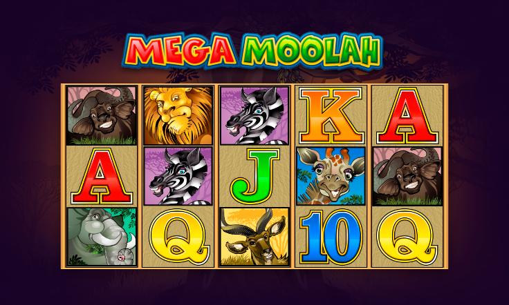 Mega moolah 40719