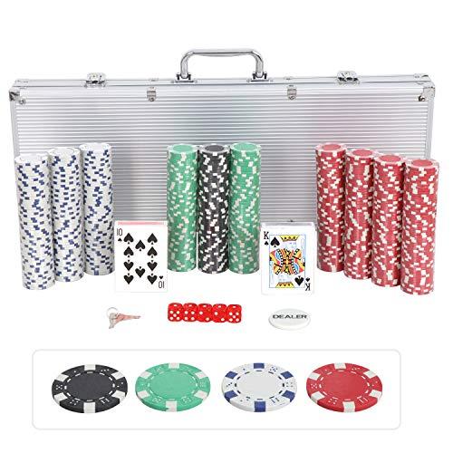 Poker chips 34603