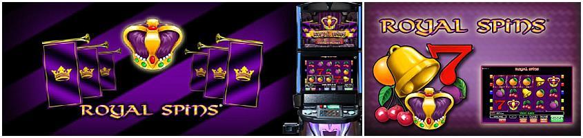 Royal spins 63833