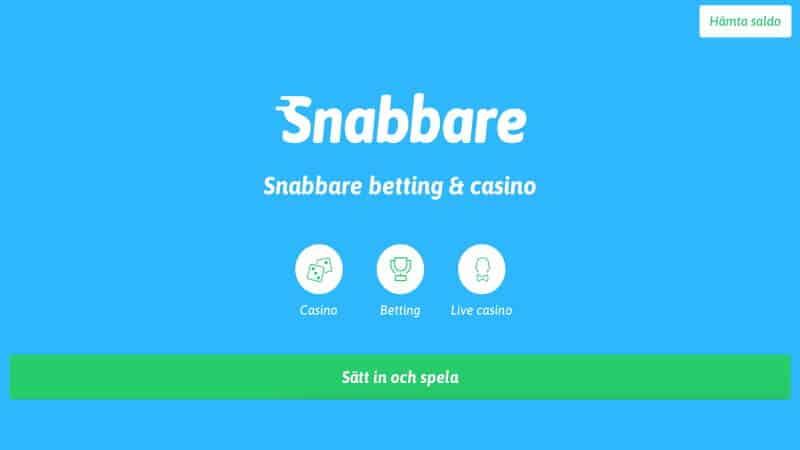 Snabbare casino recension 67246