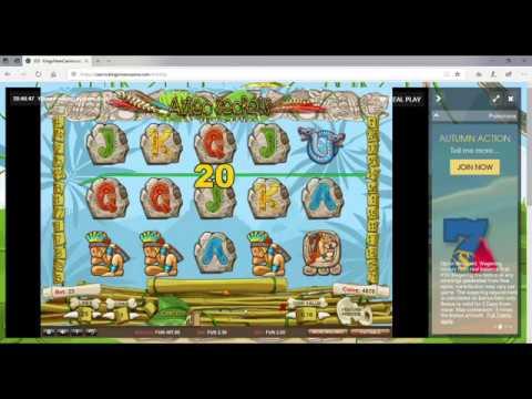 Video Aztec Secrets Slot 46718