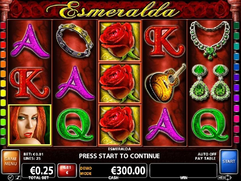 Www gratis Esmeralda 15246